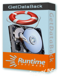 RunTime GetDataBack for FAT&NTFS 4.01 Portable Rus скачать бесплатно