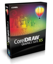 CorelDRAW Graphics Suite X5 Rus/Eng + Key скачать бесплатно