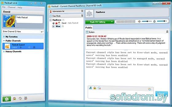 Raidcall скачать бесплатно | raidcall 8. 2. 0 freesoft.