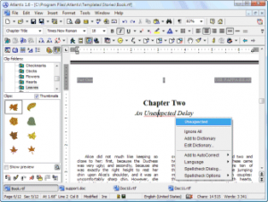 Скачать Atlantis Word Processor 1.6.5.13 Final бесплатно